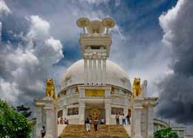 Tourist Places In Orissa